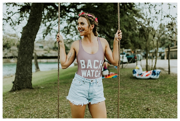 bach watch swimsuit