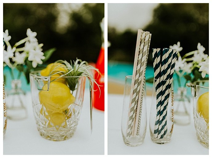 bachelorette party paper straws