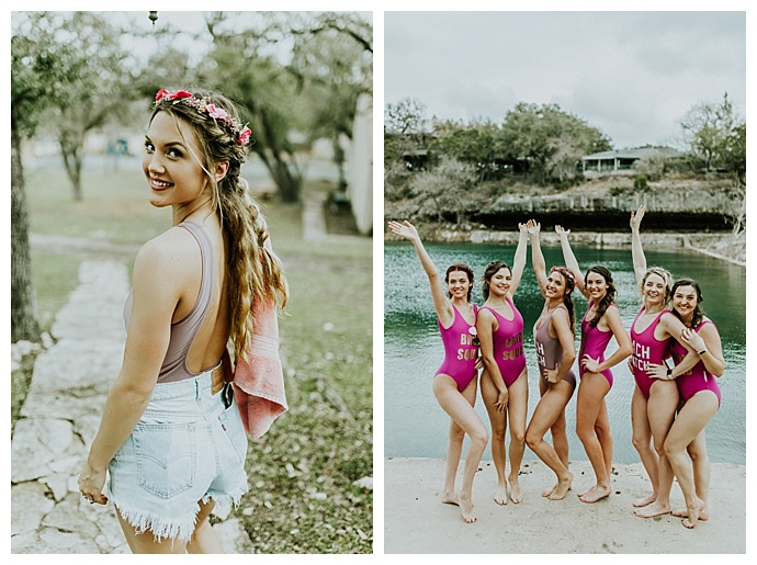 bachelorette pool party ideas