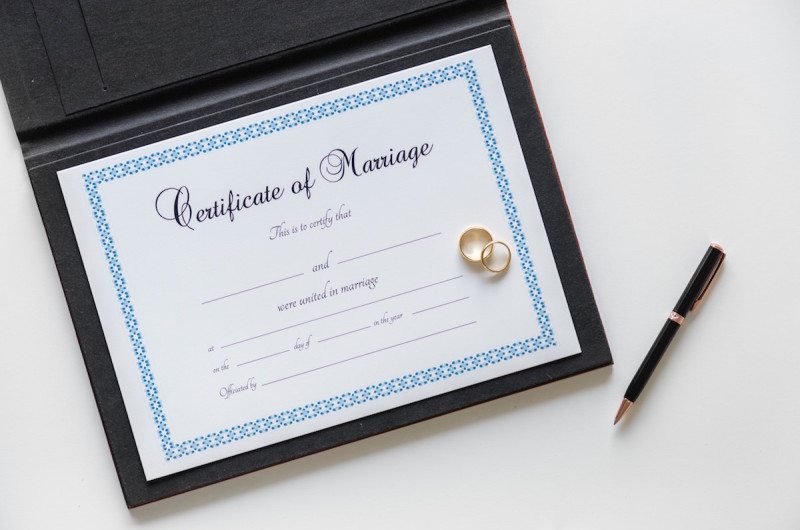 Image for Changing Your Last Name: 5 Options for Modern Soonlyweds