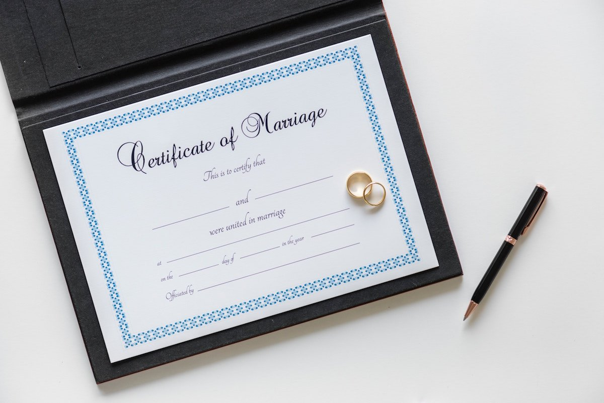 options for changing your last name