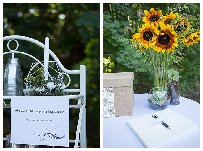 ciao-bella-studios-sunflower-wedding-flowers