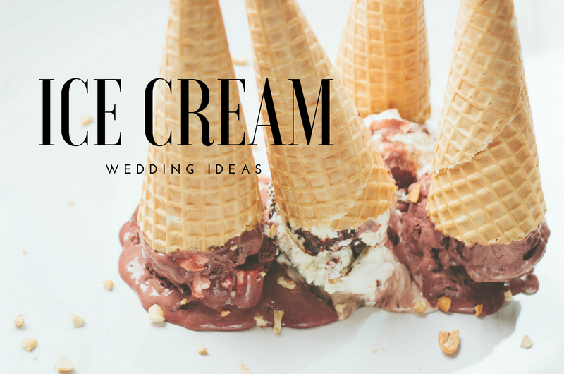 Image for 10 Cool and Creative Ways to Serve Ice Cream at Your Wedding