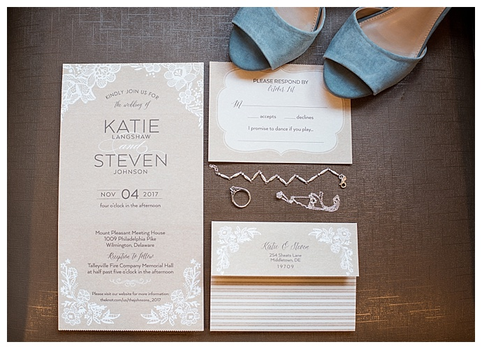vertical wedding invitations