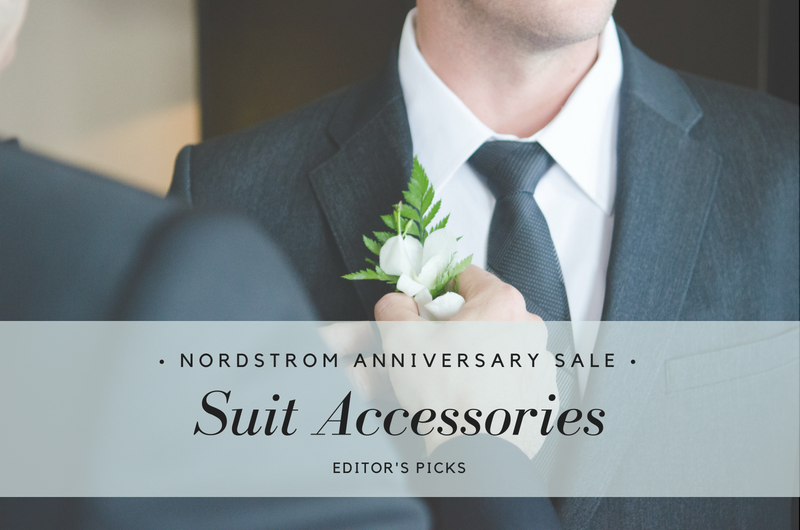Image for Save on Wedding Suit Accessories During the Nordstrom Anniversary Sale