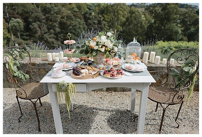 romantic french wedding inspiration