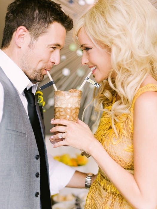 wedding-root-beer-float-station