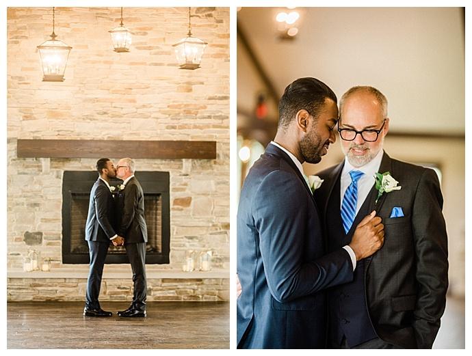 cincinnati gay wedding inspiration