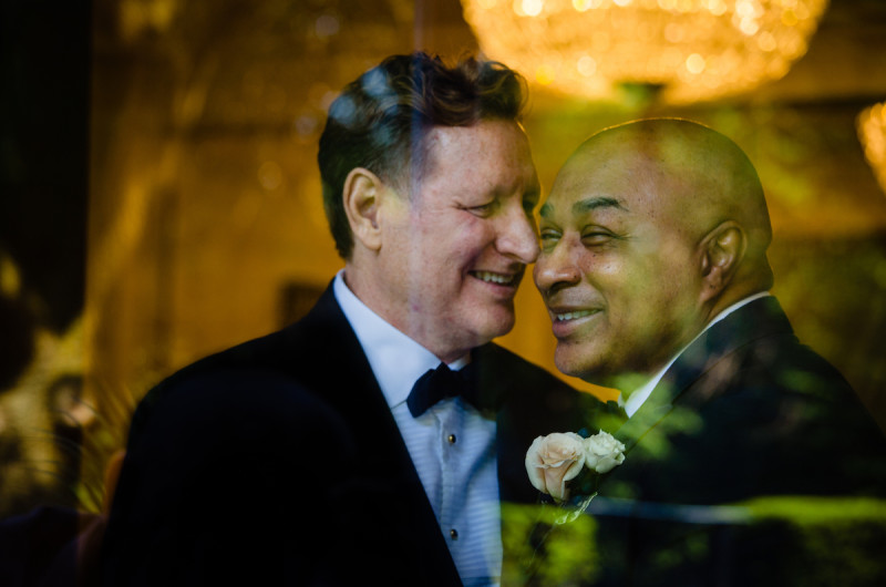 Image for Rick and James' Chicago Wedding at The Stan Mansion