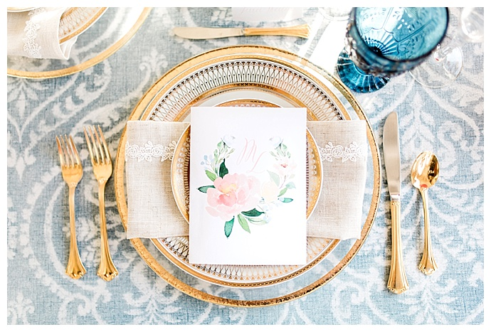 gold-and-blue-wedding-table-decor-megan-mcgreevy-photography