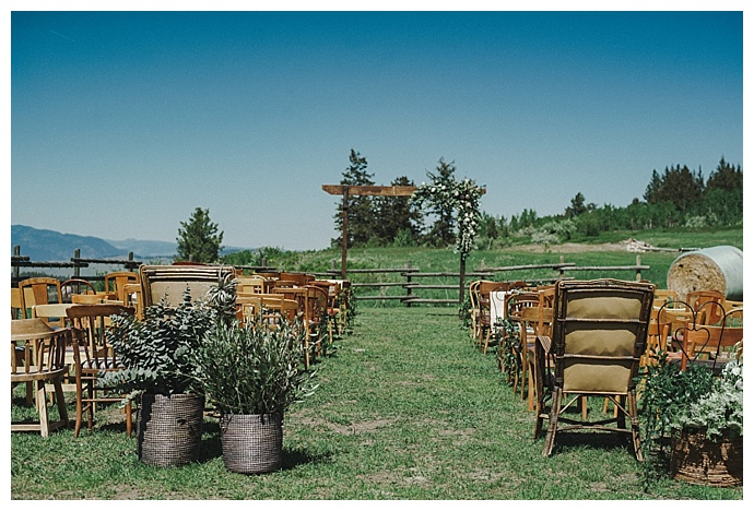 lone pine ranch event centre wedding