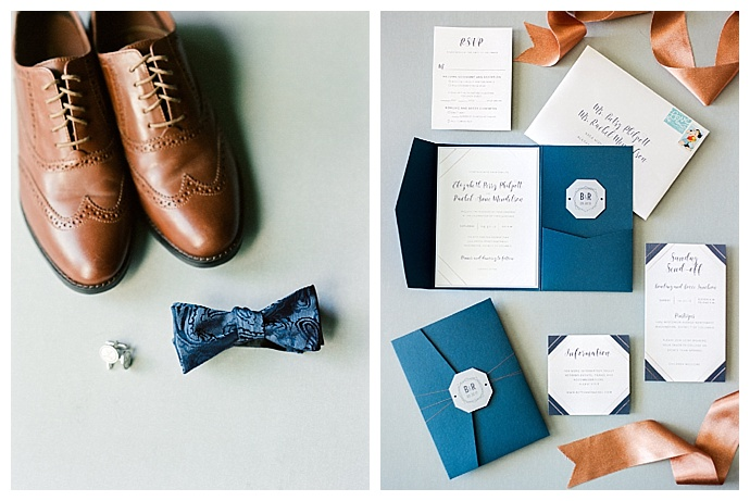 navy-wedding-invitation-suite-lissa-ryan-photography