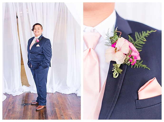 tropical-wedding-boutonniere-shaina-lee-photography