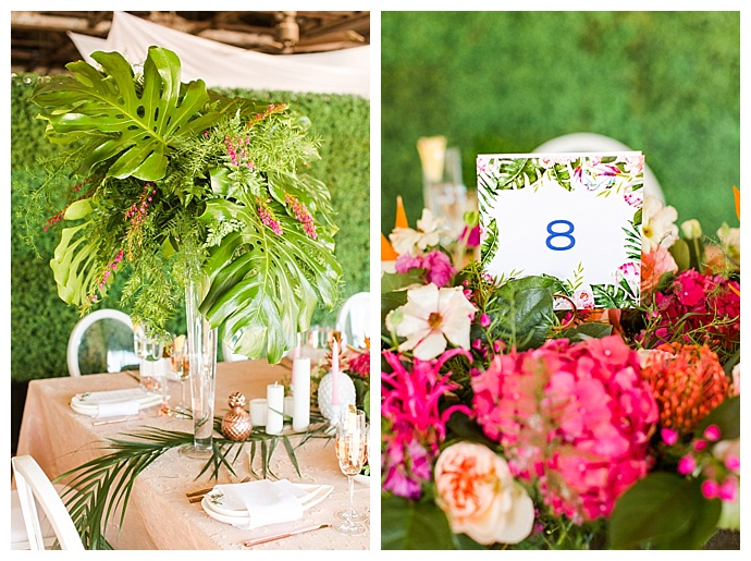 tropical-wedding-table-numbers-shaina-lee-photography