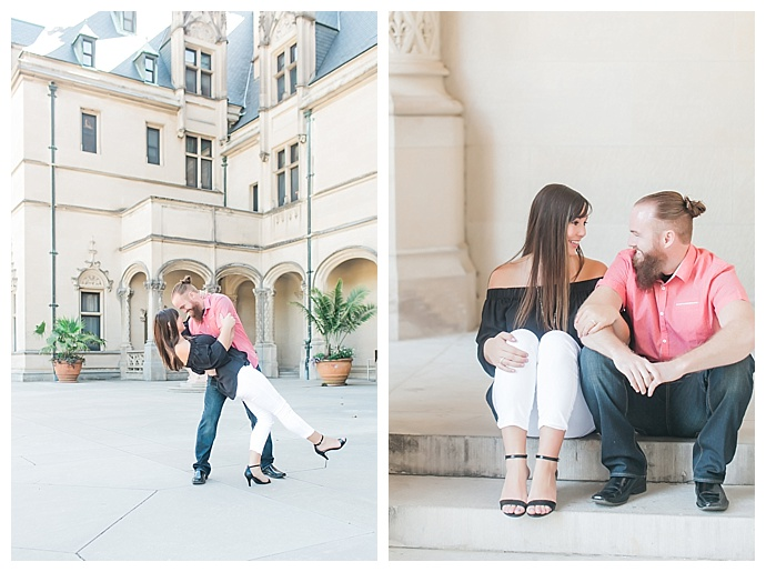 Biltmore Estate Engagement