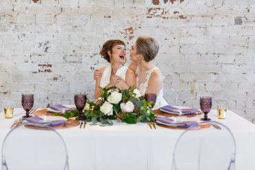 copper industrial styled shoot