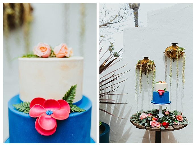megan-blowey-photography-blue-and-white-wedding-cake