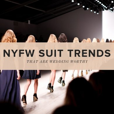 New York Fashion Week SS19 Suit Trends