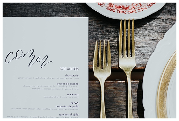 spanish-wedding-menu-megan-blowey-photography