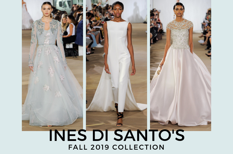 Image for Ines Di Santo's Colorful, Flower-Filled Fall 2019 Collection