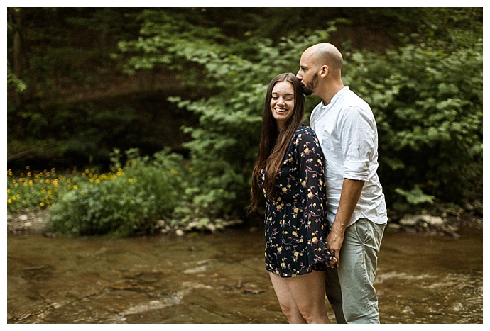 letchworth state park engagement