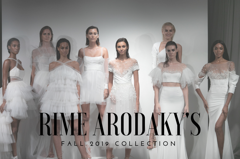 Image for Rime Arodaky's Ballet-Inspired Fall 2019 Collection