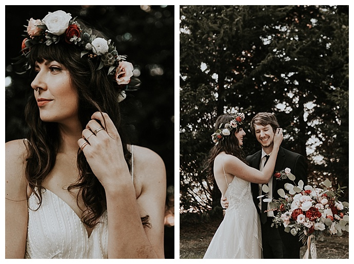 fall styled shoot