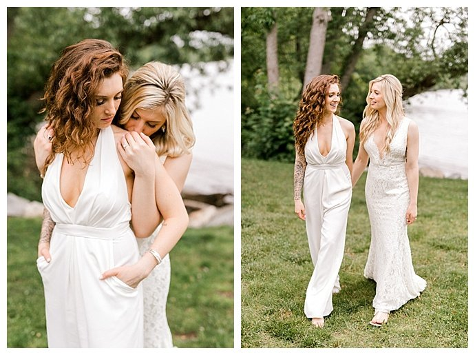 complementary-lesbian-wedding-outfits-daphne-and-dean