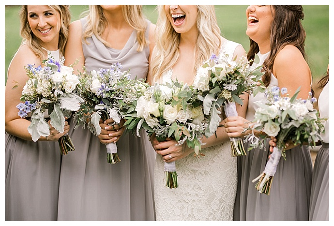 gray-two-toned-bridesmaids-dresses-daphne-and-dean