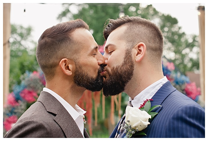 lgbt styled shoot