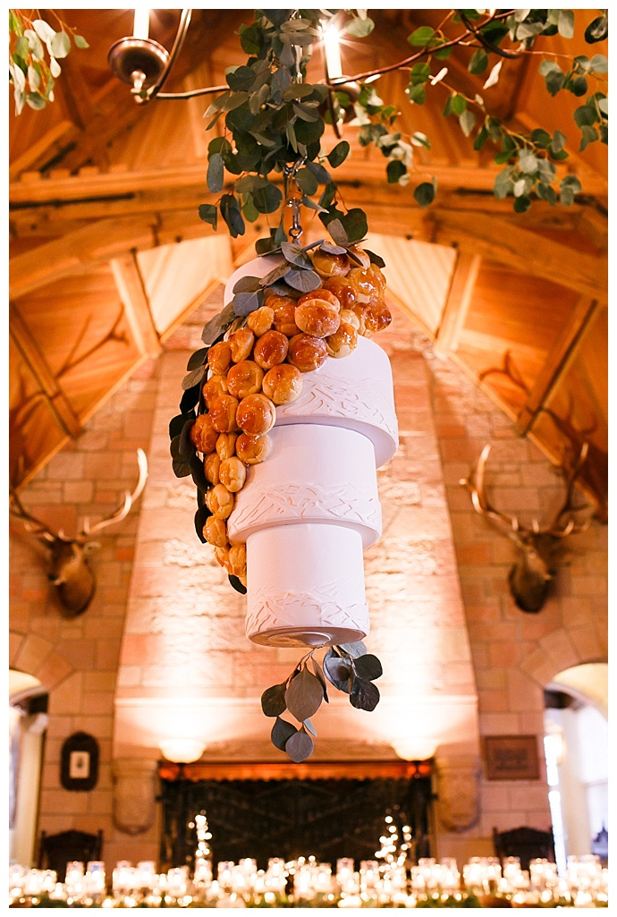 suspended-wedding-cake-with-mountain-motif-frances-photography