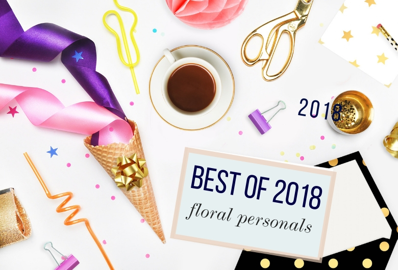 Best Bouquets and Boutonnieres of 2018