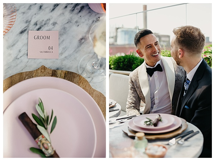 blush-wedding-plates-maria-campbell-photography