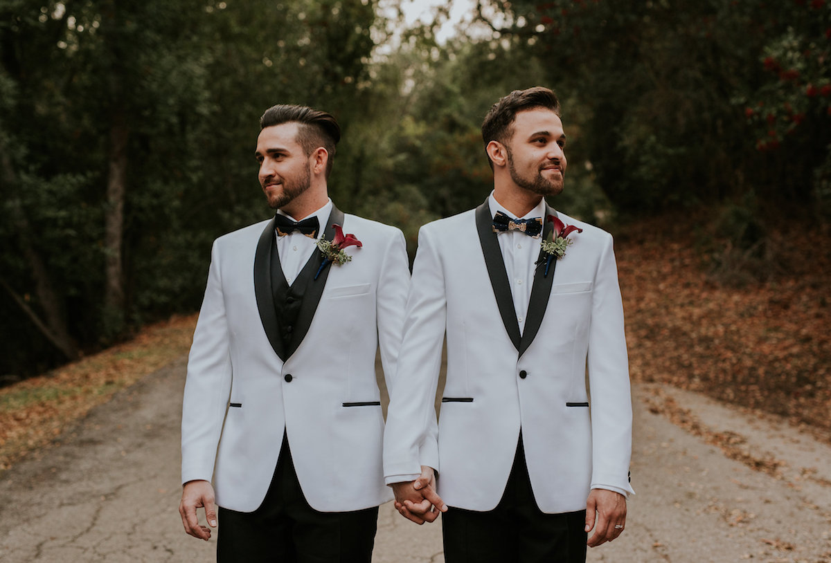 christy-kendall-photography-white-tuxedo-jackets-with-black-pants