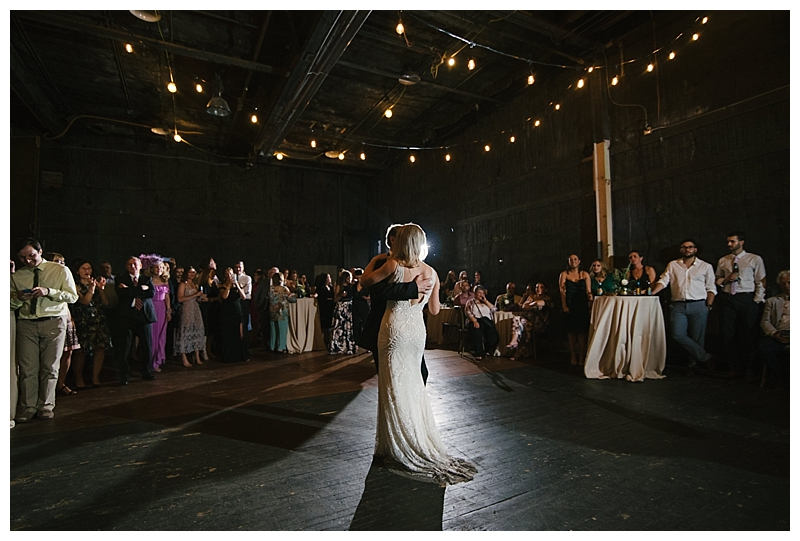 First Dance Detroit Wedding Photographer Anna Jo Photography