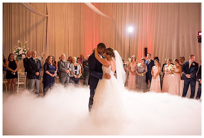 Smoke Machine for First Dance