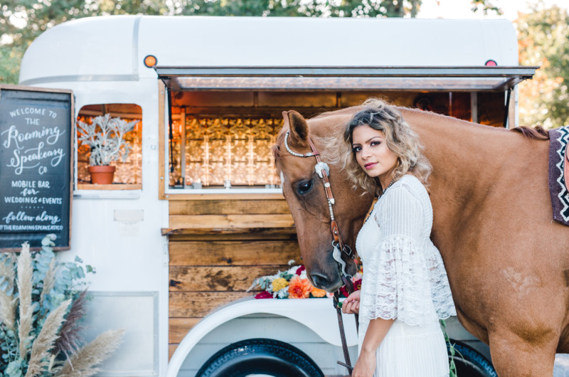 Image for Southwest-Inspired Wedding Shoot with Dreamy Boho Details