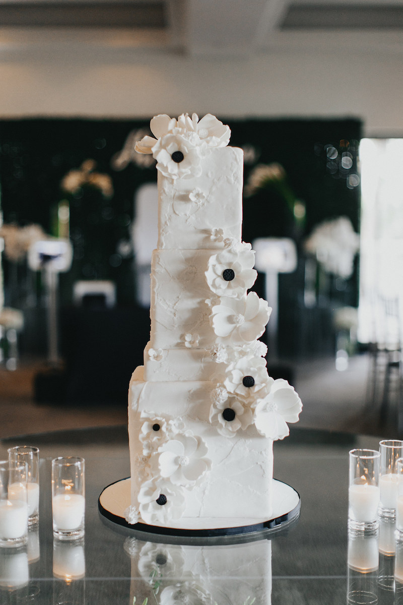 square-white-wedding-cake-with-sugar-anemones-adam-trujillo