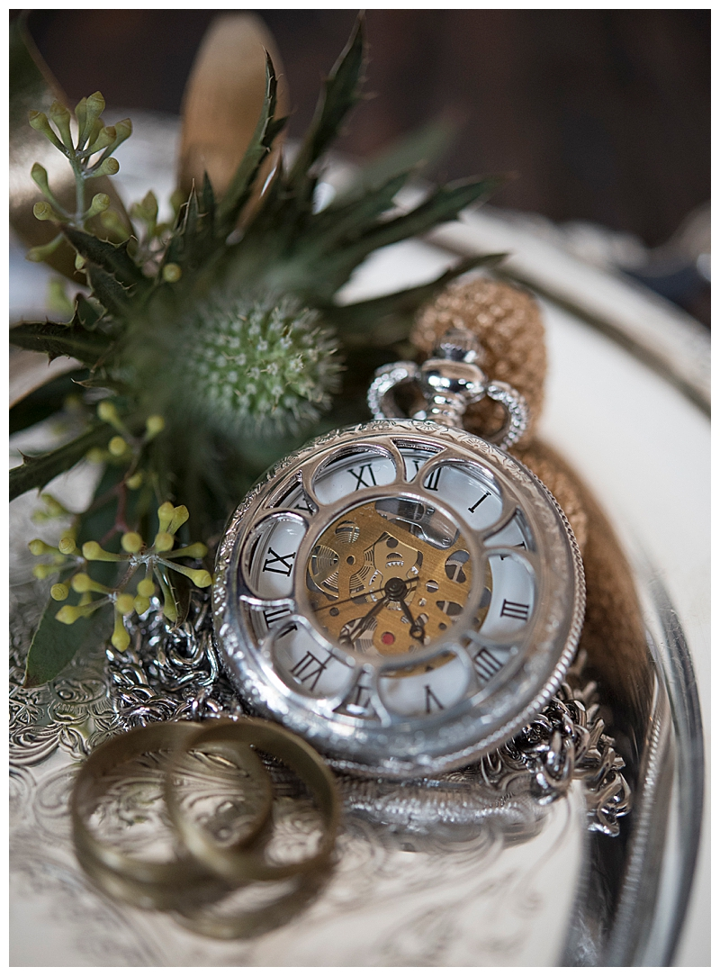 Vintage Wedding Accessories Pocketwatch