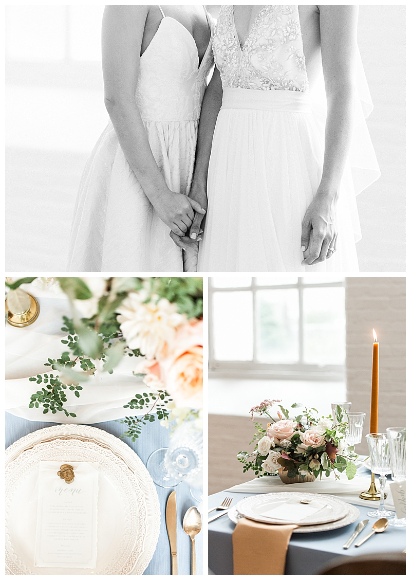 Elegant Wedding Inspiration Details