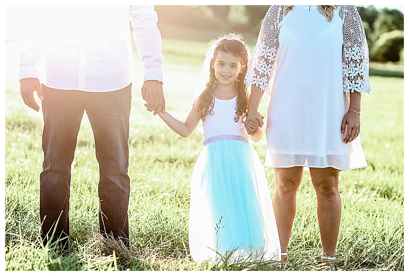 Family Focused Engagement Session