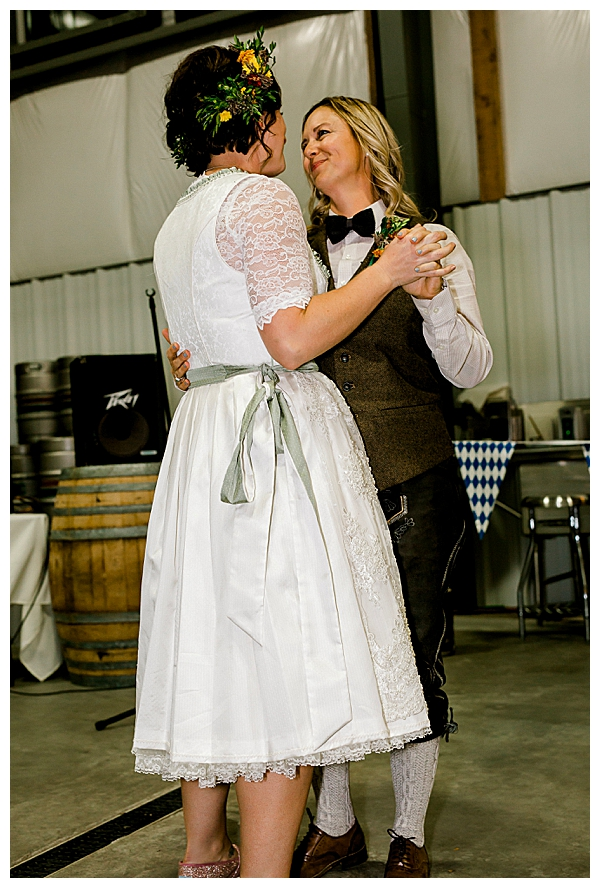 German Wedding First Dance
