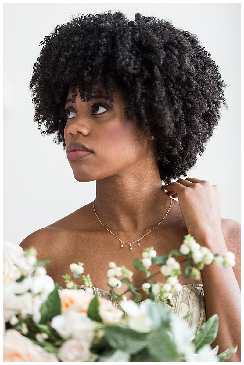 Natural Bridal Beauty Inspiration