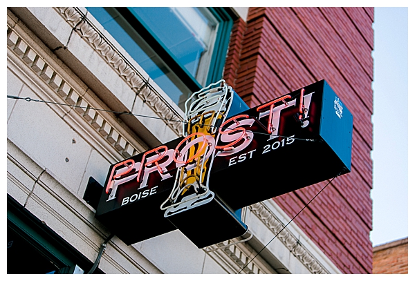 Prost Bar in Boise Idaho
