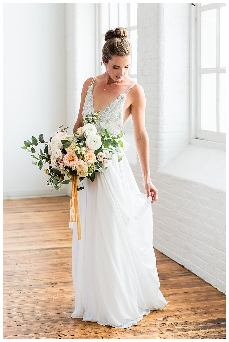Truvelle Bridal Wedding Dress