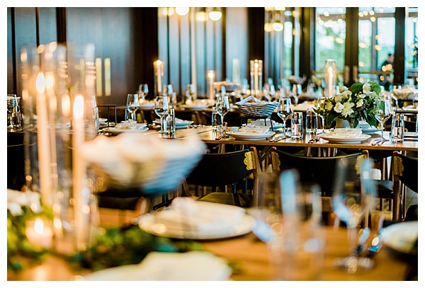 Washington DC Wedding Reception Space
