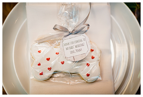 Wedding Favors Incorporating Pets