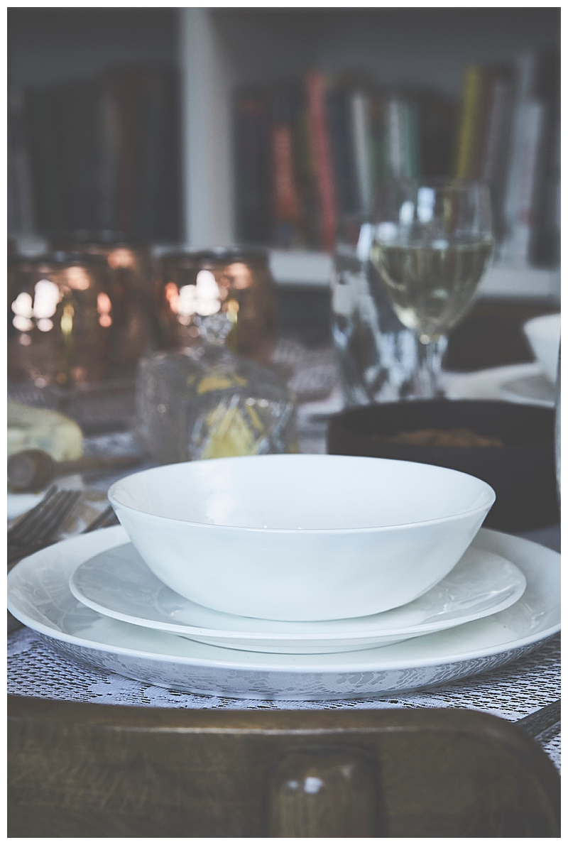 white-place-settings