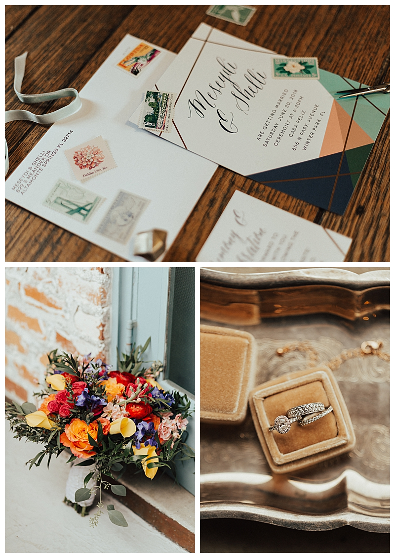 bright-colored-wedding-details