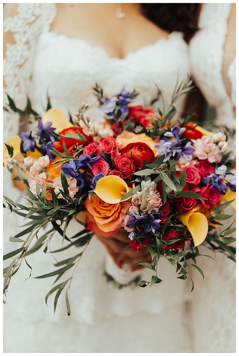 brightly-colored-wedding-bouquet